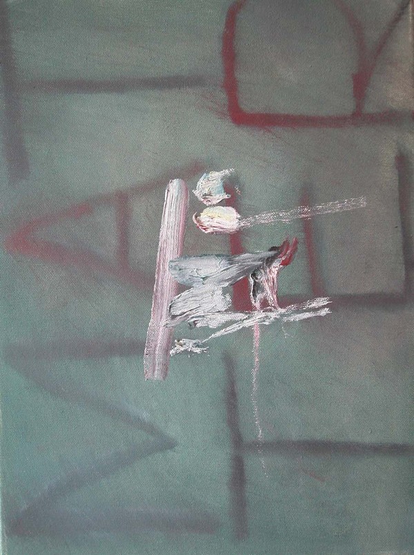 2003 The Matter Parable Paintings